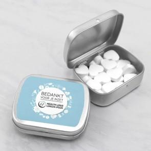 Sweet Tin zakelijk bedankje - Health