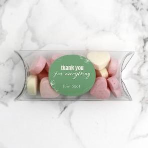 Mini Pillow Box zakelijk - Organic