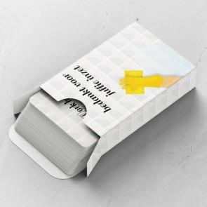 Fresh Tiles Gepersonaliseerde Speelkaarten