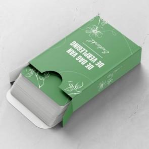 Organic Gepersonaliseerde Speelkaarten