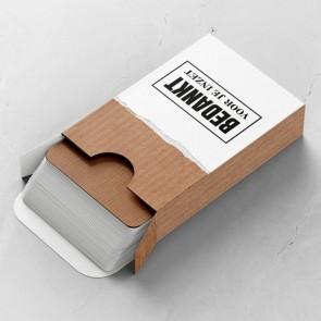 Paper Gepersonaliseerde Speelkaarten