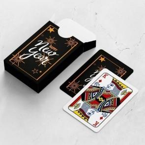 gepersonaliseerde speelkaarten zakelijk fireworks kaarten en doosje
