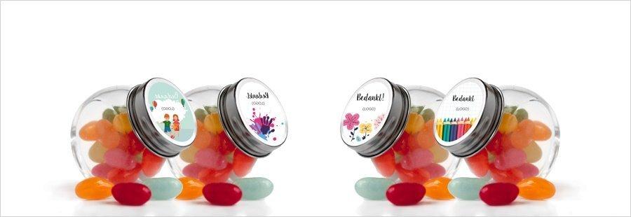 zakelijke-attentie-candy-jar